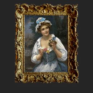 Оценка покупка антикварных картин