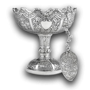 Оценка покупка антиквариата из серебра