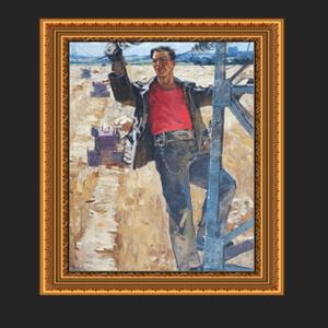 Соцреализм: скупка картин в Киеве