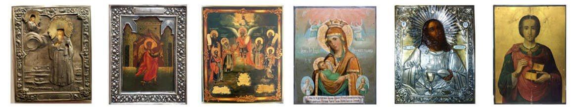 Деревянные иконы продать в Киеве